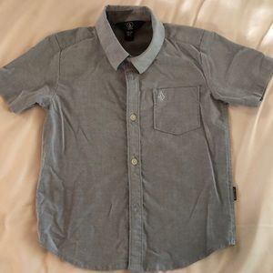 Button Up Volcom Shirt